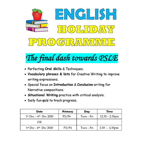 2020 Dec English Holiday programme Ver 2