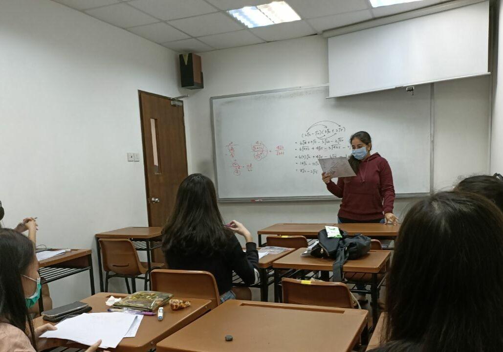 Math teaching